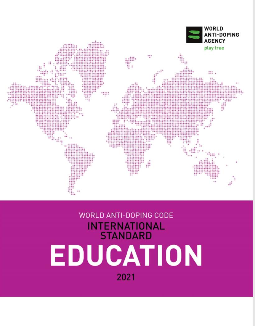 International Standard for Education (ISE)