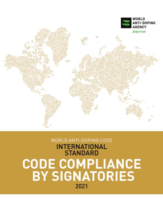 2021 International Standard for Code Compliance by Signatories (ISCCS)