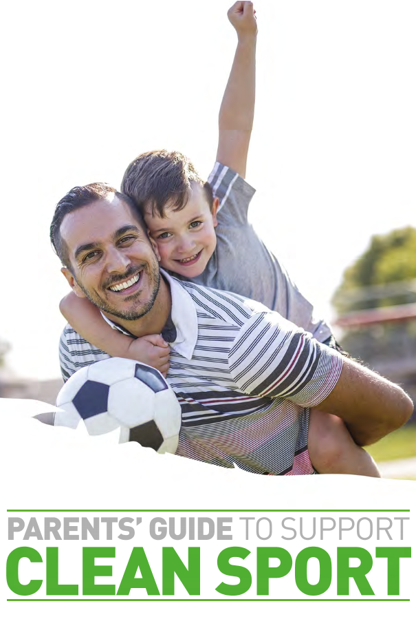 Parents' Guide to Support Clean Sport