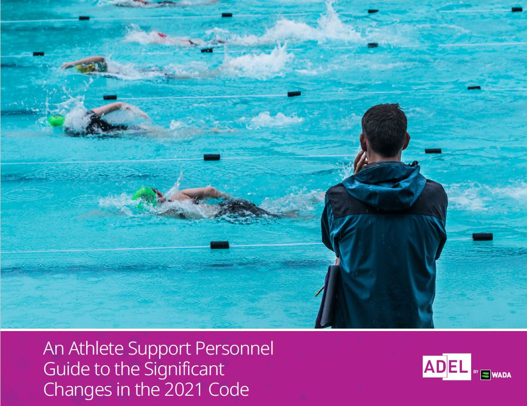 Athlete Support Personnel (ASP) Guide to the Code 2021 (English)