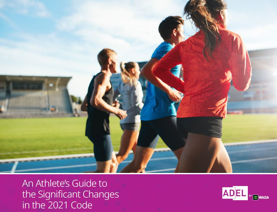Athlete's Guide to the 2021 Code (English)