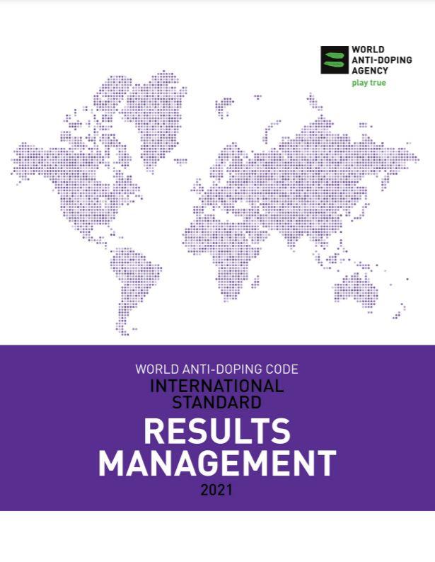 International Standard for Results Management (ISRM)