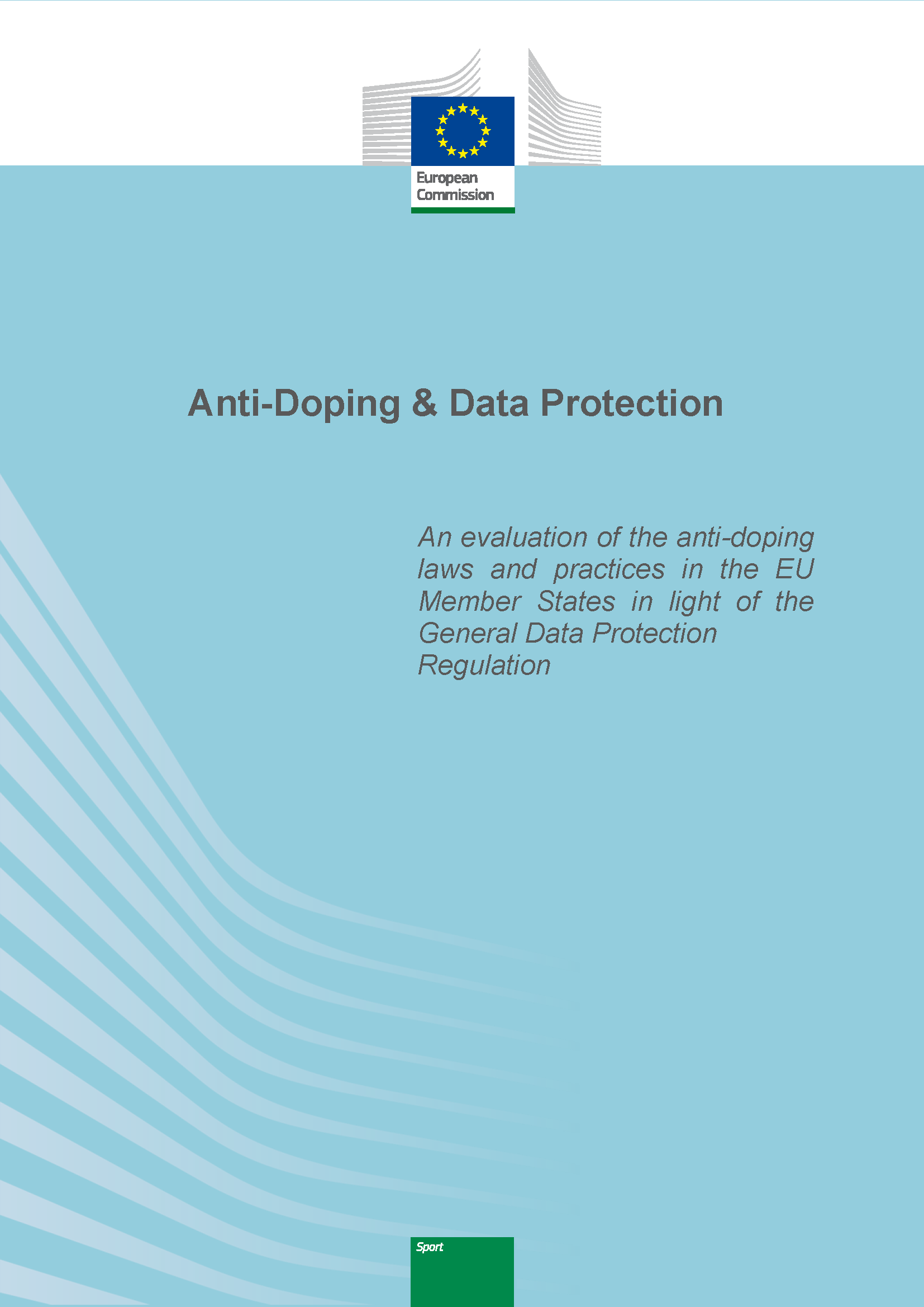 Anti-Doping & Data Protection