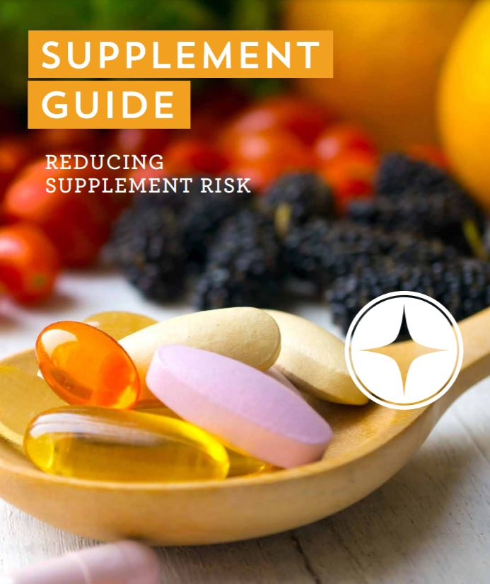 USADA Supplement Guide