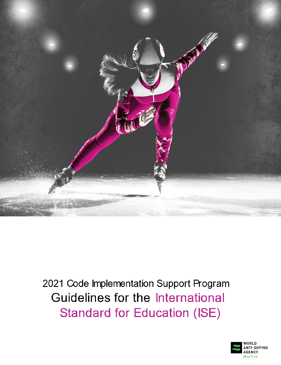 Guidelines for the International Standard for Education (ISE)