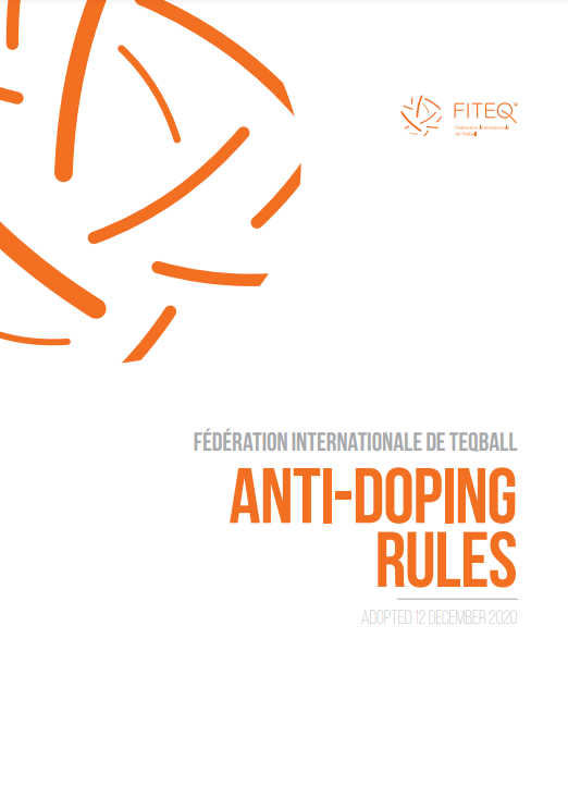 FITEQ Anti-Doping Rules