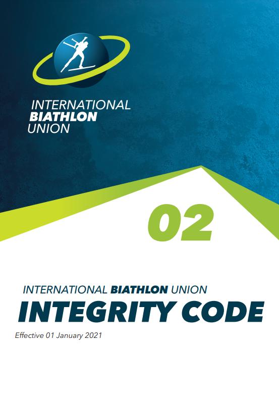 IBU's Anti-Doping Rules
